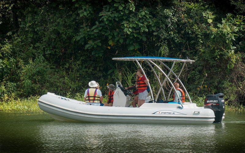 Zodiak Lago Gatun