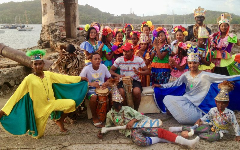 Folklore Portobelo
